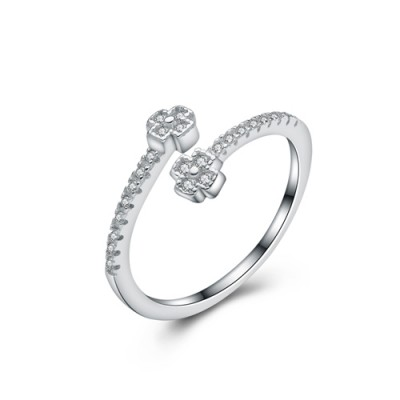 nhẫn bạc nữ đẹp N5803