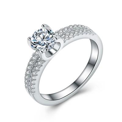 Nhẫn bạc nữ đẹp N6103