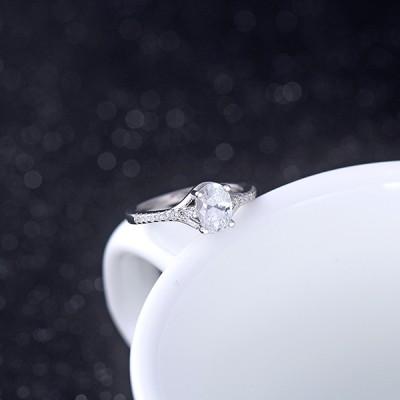 Nhẫn bạc nữ N-6203