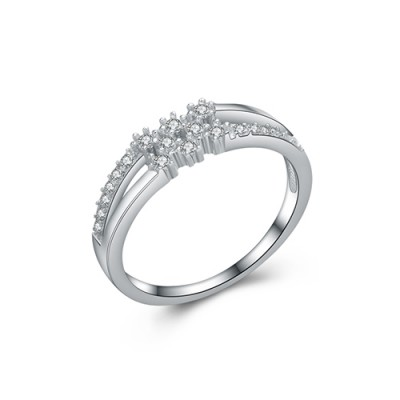 Nhẫn bạc nữ N-4204