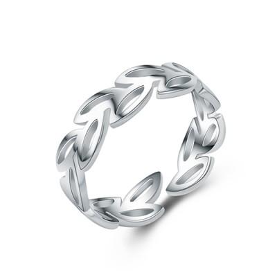 Nhẫn bạc nữ N-4504