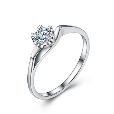 Nhẫn bạc nữ N-5404