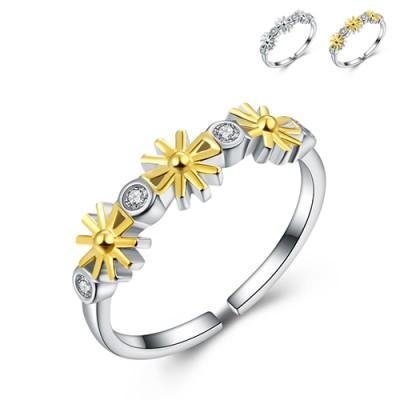 Nhẫn bạc nữ N-5804