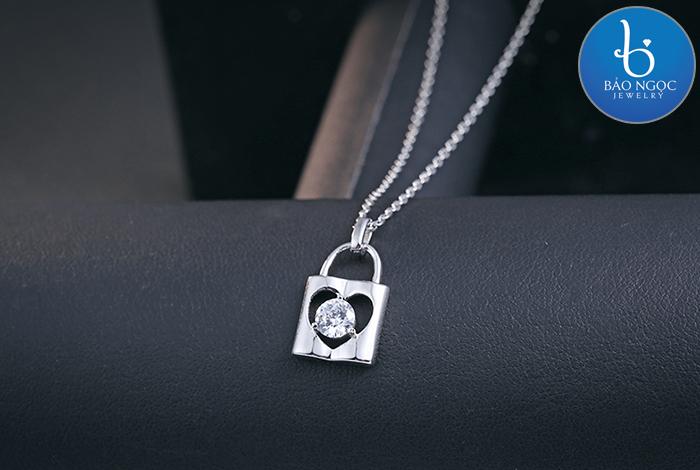 Dây bạc nữ đẹp - M-0506