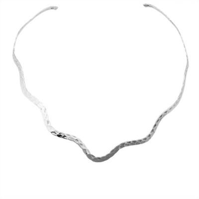 Kiềng bạc Ý - Trang sức bạc cưới đẹp